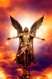 Archangel Michael Royalty Free Stock Images