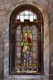 The archangel Michael - Arhanghelul Mihail Royalty Free Stock Images