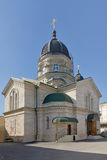 Archangel Michael Cathedral. Pyatigorsk. Royalty Free Stock Photos