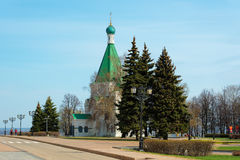 Archangel Michael Cathedral Royalty Free Stock Images