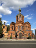 Archangel Michael church. Royalty Free Stock Image