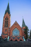 Archangel Michael's church Stock Photography