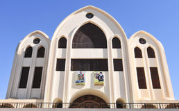 Archangel Michael's Coptic Orthodox Cathedral - Aswan, Egypt Royalty Free Stock Photo