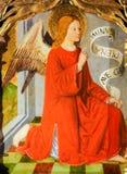 Archangel Raphael royalty free stock image