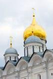 Archangels church. Moscow Kremlin. UNESCO Heritage. Stock Images