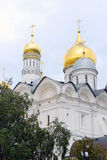 Archangels church. Moscow Kremlin. UNESCO Heritage. Royalty Free Stock Image