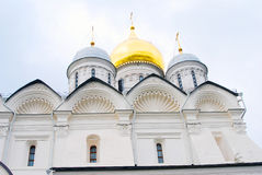 Archangels church. Moscow Kremlin. UNESCO Heritage. Royalty Free Stock Images
