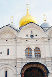Archangels church. Moscow Kremlin. UNESCO World Heritage Site. Royalty Free Stock Photography