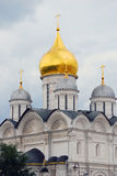 Archangels church. Moscow Kremlin. UNESCO World Heritage Site. Royalty Free Stock Photo