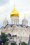 Archangels church. Moscow Kremlin. UNESCO World Heritage Site. Royalty Free Stock Images