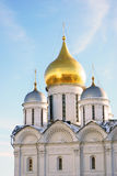 Archangels church. Moscow Kremlin. UNESCO World Heritage Site. Stock Photography