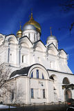 Archangels church. Moscow Kremlin. UNESCO World Heritage Site. Stock Image
