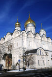 Archangels church. Moscow Kremlin. UNESCO World Heritage Site. Stock Images