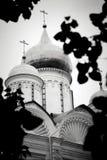 Archangels church. Moscow Kremlin. UNESCO World Heritage Site. Stock Photography