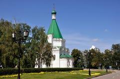 archangelsky mihailo καθεδρικών ναών Στοκ φωτογραφία με δικαίωμα ελεύθερης χρήσης