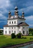 archanioł katedra Michael Fotografia Royalty Free