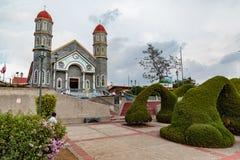 Archanioła Gabriel kościół Zdjęcie Royalty Free