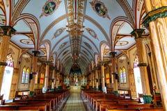 Archanioła Gabriel kościół Obraz Royalty Free