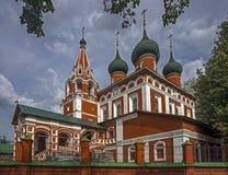 Archanioła Michael kościół 2 zdjęcia royalty free