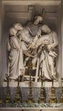 Archbasilica Αγίου John Lateran, Ρώμη, Ιταλία Στοκ φωτογραφία με δικαίωμα ελεύθερης χρήσης