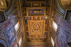 Archbasilica Αγίου John Lateran, Ρώμη, Ιταλία Στοκ Εικόνα