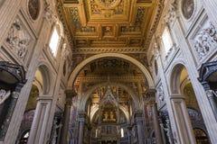 Archbasilica Αγίου John Lateran, Ρώμη, Ιταλία Στοκ Εικόνες