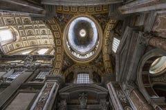 Archbasilica Αγίου John Lateran, Ρώμη, Ιταλία Στοκ εικόνες με δικαίωμα ελεύθερης χρήσης