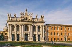 Archbasilica του ST John Lateran, Ρώμη Στοκ φωτογραφία με δικαίωμα ελεύθερης χρήσης