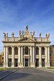 Archbasilica του ST John Lateran, Ρώμη Στοκ εικόνες με δικαίωμα ελεύθερης χρήσης