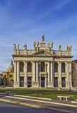 Archbasilica του ST John Lateran, Ρώμη Στοκ Εικόνες