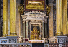 Archbasilica του ST John Lateran, Ρώμη Στοκ Φωτογραφία