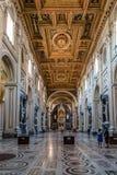 Archbasilica του ST John Lateran στη Ρώμη Στοκ φωτογραφία με δικαίωμα ελεύθερης χρήσης