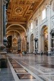 Archbasilica του ST John Lateran στη Ρώμη Στοκ Φωτογραφίες