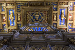 Archbasilica de Saint John Lateran, Roma, Itália Foto de Stock Royalty Free