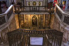 Archbasilica de saint John Lateran, Rome, Italie Photo stock