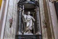 Archbasilica del san John Lateran, Roma, Italia Fotografie Stock