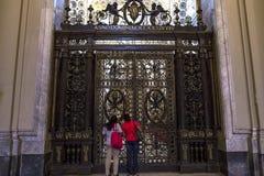 Archbasilica des Heiligen John Lateran, Rom, Italien Stockbilder