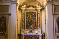Archbasilica of Saint John Lateran, Rome, Italy Stock Photography