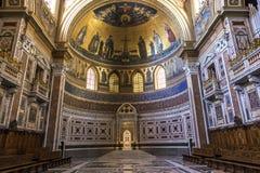 Archbasilica of Saint John Lateran, Rome, Italy Stock Photo