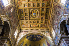 Archbasilica of Saint John Lateran, Rome, Italy Royalty Free Stock Photography