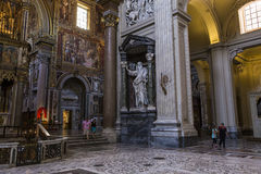 Archbasilica of Saint John Lateran, Rome, Italy Royalty Free Stock Image