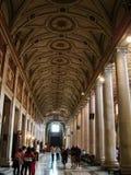 Archbasilica St. John Lateran - интерьеров Стоковое фото RF