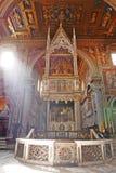Archbasilica St John Lateran стоковое фото rf