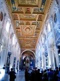 Archbasilica St John Lateran Zdjęcie Royalty Free
