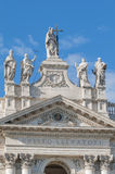 Archbasilica of St. John Lateran in Rome, Italy Royalty Free Stock Image