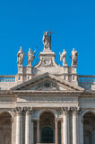 Archbasilica of St. John Lateran in Rome, Italy Royalty Free Stock Photos