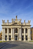 Archbasilica of St. John Lateran, Rome Royalty Free Stock Images