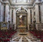 Archbasilica van Heilige John Lateran, Rome, Italië Royalty-vrije Stock Foto's