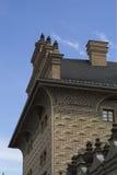 archbishop pałac Fotografia Royalty Free