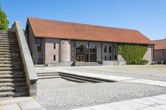 Archbishop pałac muzeum Trondheim Fotografia Stock